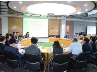 """""""冷战与后冷战时期的韩国外交""""中韩学术工作坊在上海举办"""