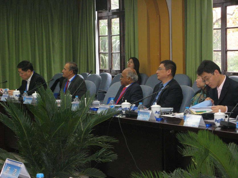 """印度洋会议:""""中国与印度洋安全合作""""学术研讨会召开"""