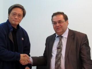 俄罗斯科学院历史研究所所长彼得罗夫访问俄罗斯研究中心