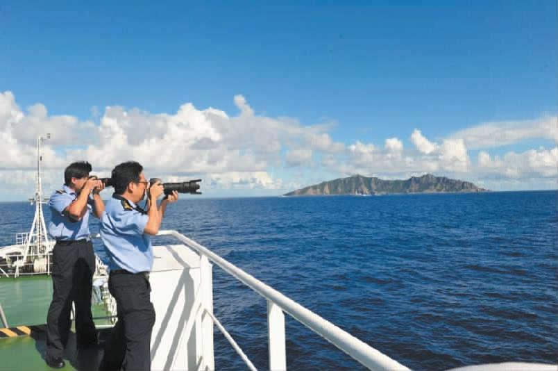 《第一财经日报》A5版:探寻解决中国周边问题之道