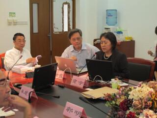 """华东师范大学周边合作与发展协同创新中心召开""""海洋安全问题""""专家研讨会"""