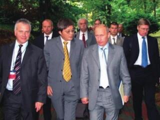 2012 年瓦尔代国际辩论俱乐部 周边中心主任冯绍雷教授与俄罗斯总统普京问答实录