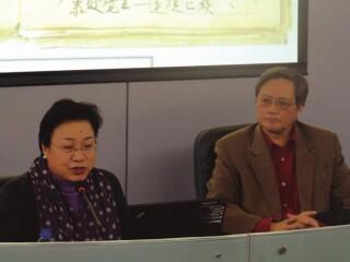 斯坦福大学郭岱君教授访问周边中心