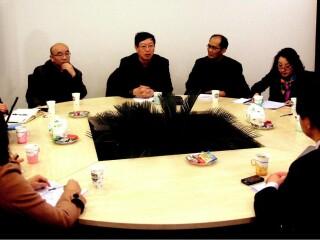 上海市俄罗斯东欧中亚学会与周边中心联合举办《习主席访俄与中俄关系研讨会》