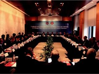 北京大学举办北大 - 哈佛中美关系学术研讨会