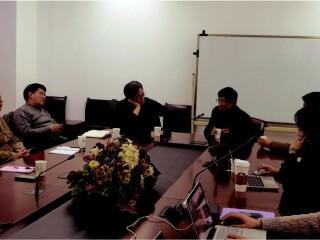 中国农业大学人文与发展学院院长李小云教授访问周边中心