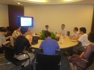 台湾成功大学宋镇照教授访问我院并作讲座