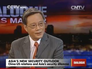 "CCTV-NEWS: ""今日话题"" (冯绍雷教授 访谈)"
