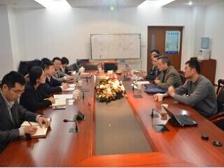 国家发展和改革委员会能源研究所访问