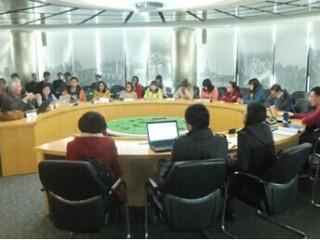 日本冈山大学姜克实教授受邀访问周边中心