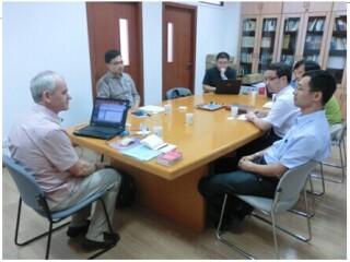 俄罗斯科学院远东所资深研究员波罗季奇访问周边合作与发展协同创新中心