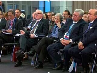 冯绍雷教授赴俄罗斯索契参加第十一届瓦尔代国际辩论俱乐部年会