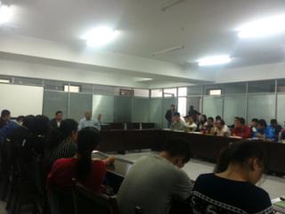 沈志华教授受邀至黑龙江大学做学术演讲