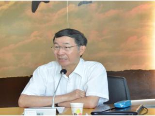 """中国外交部亚洲事务特使孙国祥先生应邀到访周边中心,作了题为""""缅甸国内和平进程""""的学术报告"""