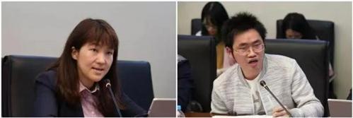 周边中心专家积极参加华东师范大学国关院校庆周学术报告会,张红老师、万青松