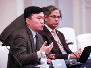 """华东师范大学举办首届""""一带一路与全球发展""""论坛"""