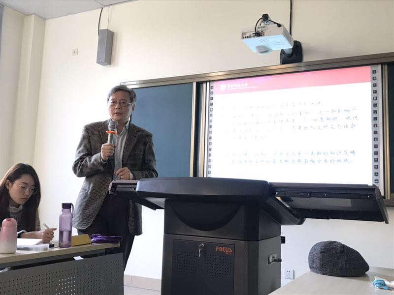 冯绍雷教授应邀赴莫斯科,出席由俄罗斯国际事务理事会(RIAC)和德国对外
