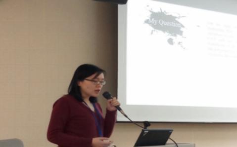 2019年1月4-7日,周边中心研究员高嘉懿赴日本大阪参加由亚洲世界史学