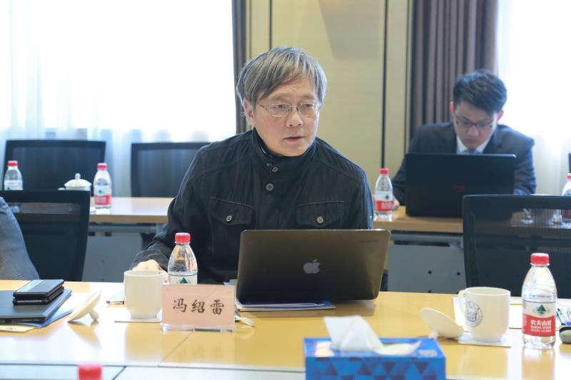 周边中心主任冯绍雷教授应邀出席同济大学全球治理与发展研究院成立仪式暨学术
