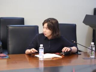 2021年4月28日,华东师范大学国际关系与地区发展研究院举办了研究生科技前沿系列讲座